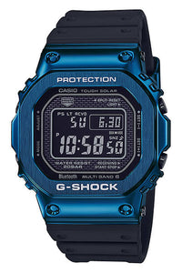 G-Shock Resin Band Bue GMWB5000G-2