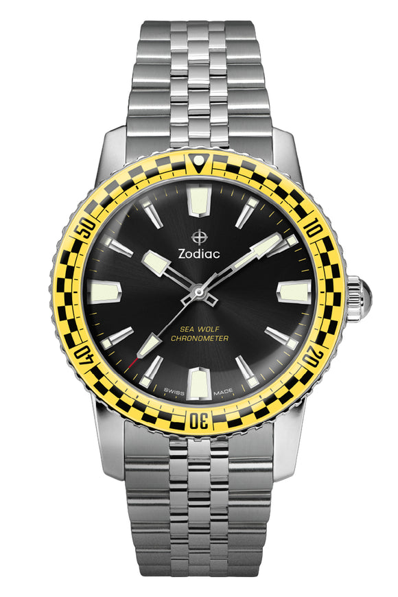 Zodiac Sea Wolf Topper Limited Edition