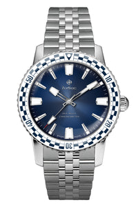 "Zodiac Sea Wolf Topper Limited Edition ""Rally"" (Blue) ZO9273"