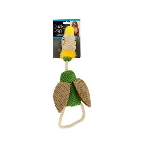 Fabric Duck Dog Toy ( Case of 12 )