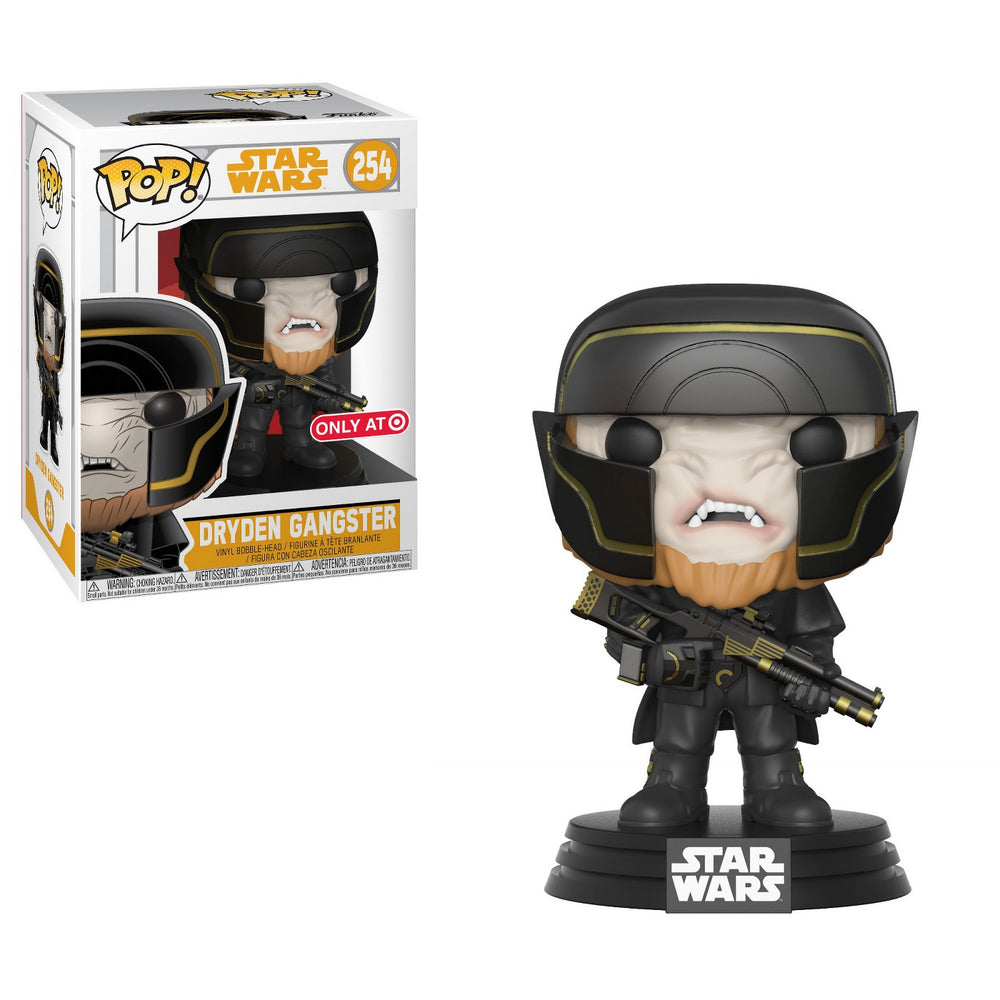 Pop! Star Wars: Solo - Dryden Henchman Exclusive