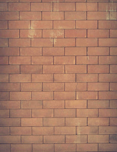 Retro City Red Brick Wall Background Photography - Shop Backdrop