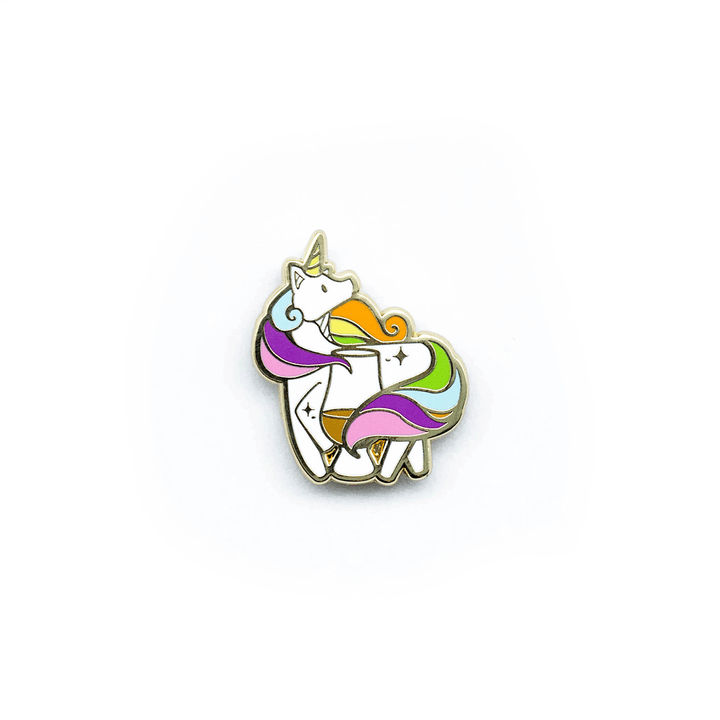 Unicorn Tears Pin