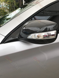 Genesis Coupe Full Carbon Fiber Mirrors