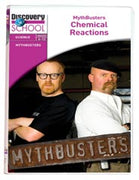 MythBusters: Chemical Reactions DVD