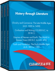 History through Literature 12-Pack DVD