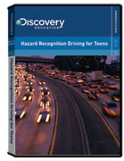 Hazard Recognition Driving for Teens DVD