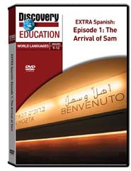 EXTRA Spanish Episode 1: The Arrival of Sam DVD