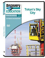 Extreme Engineering: Tokyo's Sky City DVD