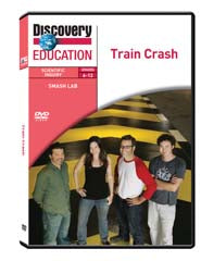 Smash Lab: Train Crash DVD