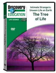 Intimate Strangers: Unseen Life on Earth - The Tree of Life DVD