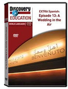 EXTRA Spanish Episode 13: A Wedding in the Air DVD