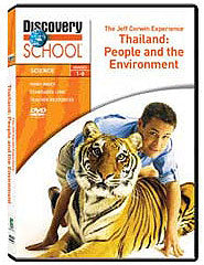 Jeff Corwin Experience: Thailand: The People and the Environment DVD