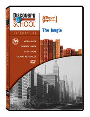 Great Books: The Jungle DVD