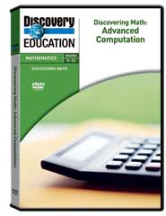 Discovering Math: Advanced Computation 2-Pack DVD