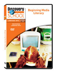 Beginning Media Literacy DVD