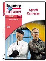 MythBusters: Speed Cameras DVD