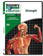 Human Body: Pushing the Limits, Strength DVD