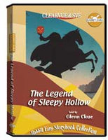 Rabbit Ears Storybook Collection: The Legend of Sleepy Hollow DVD