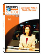 Language Arts at Work: Careers DVD