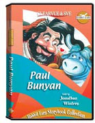 Rabbit Ears Storybook Collection: Paul Bunyan DVD