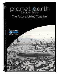 PLANET EARTH: The Future: Living Together DVD