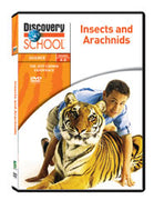 Jeff Corwin Experience: Insects and Arachnids DVD