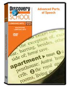 Discovering Language Arts: Advanced Parts of Speech 2-Pack DVD