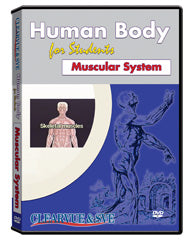 Human Body for Students: Muscular System DVD