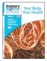Your Body, Your Health DVD