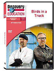 MythBusters: Birds in a Truck DVD