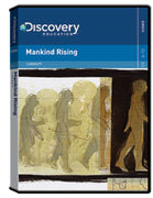 Curiosity:  Mankind Rising DVD