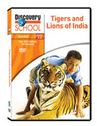 Jeff Corwin Experience: Tigers and Lions of India DVD