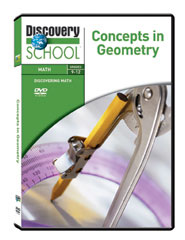 Concepts in Geometry DVD