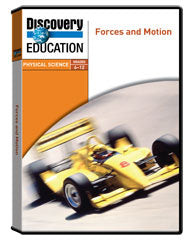 Forces and Motion DVD