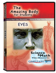 The Amazing Body for Students: Eyes DVD