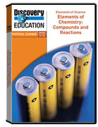 Elements of Chemistry: Compounds and Reactions DVD