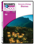 Elements of Biology: Biomes DVD