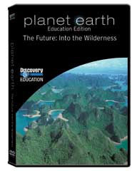 PLANET EARTH: The Future: Into the Wilderness DVD