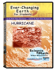Ever-Changing Earth for Students: Hurricane DVD