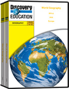 World Geography DVD Library