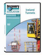 Extreme Engineering: Iceland Tunnels DVD