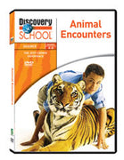 Jeff Corwin Experience: Animal Encounters DVD