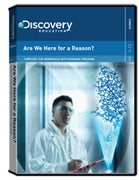 Through the Wormhole with Morgan Freeman:  Are We Here for a Reason? DVD