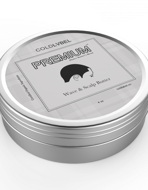 Cold Label Wave and Scalp Butter Pomade