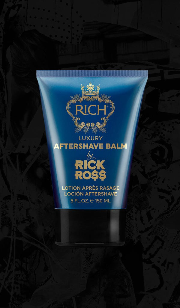 Rich by Rick Ross Aftershave Balm