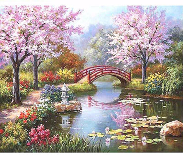 Romantic Fairyland Vinci™ Paint-By-Number Kit