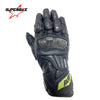 Motorcycle Gloves Men  GP PRO Carbon Fiber Moto Glove Genuine Leather Cycling Racing Equipment Motocross SUPERBIKE BRAND - Dropshipper US