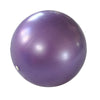 New Arrival Exercise Yoga Fitness Pilates ball 25cm Smooth Balance Fitness Gym Exercise Ball With Pump Balance Pilates Balls - Dropshipper US
