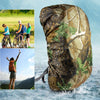 Various Sizes Waterproof Camo Rain Cover Dustproof Travel Hiking Backpack Outdoor Camping Rucksack Bag Cover Sports Bags